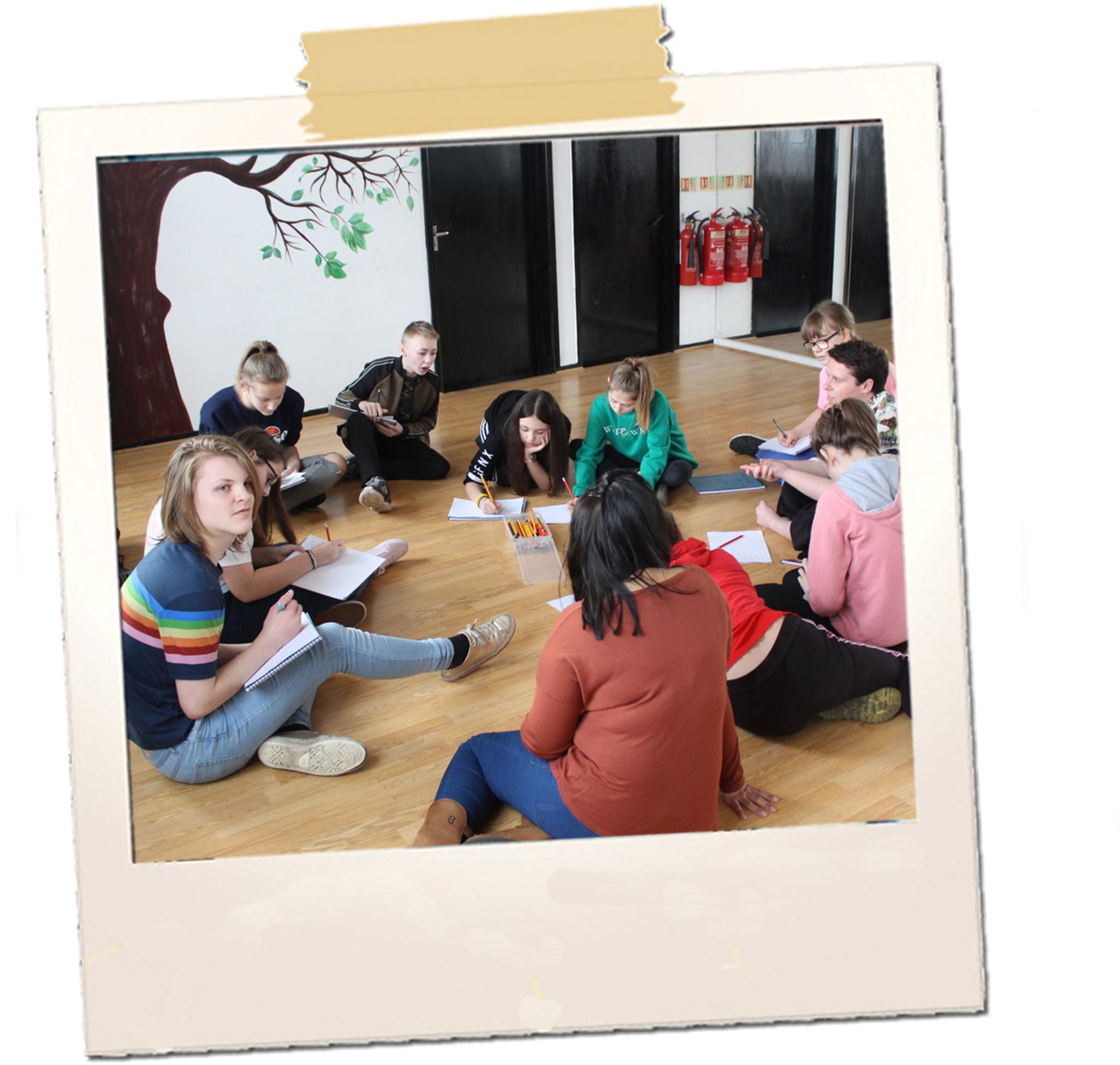 young people pola