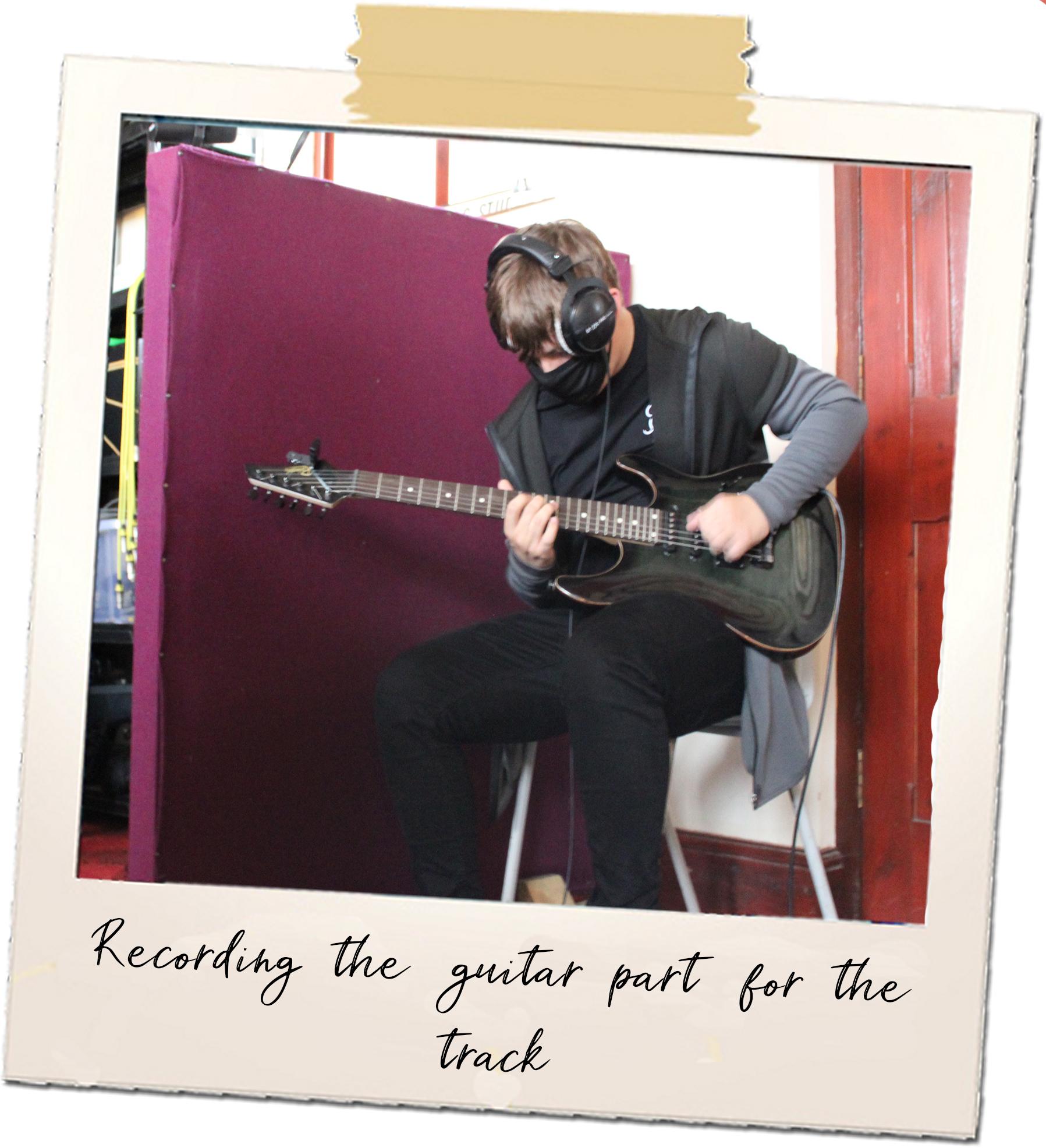 guitar our place pola