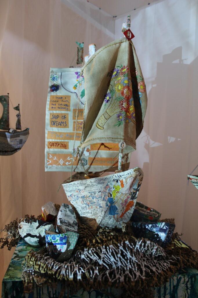 'Safe Harbour' a collaborative art installation